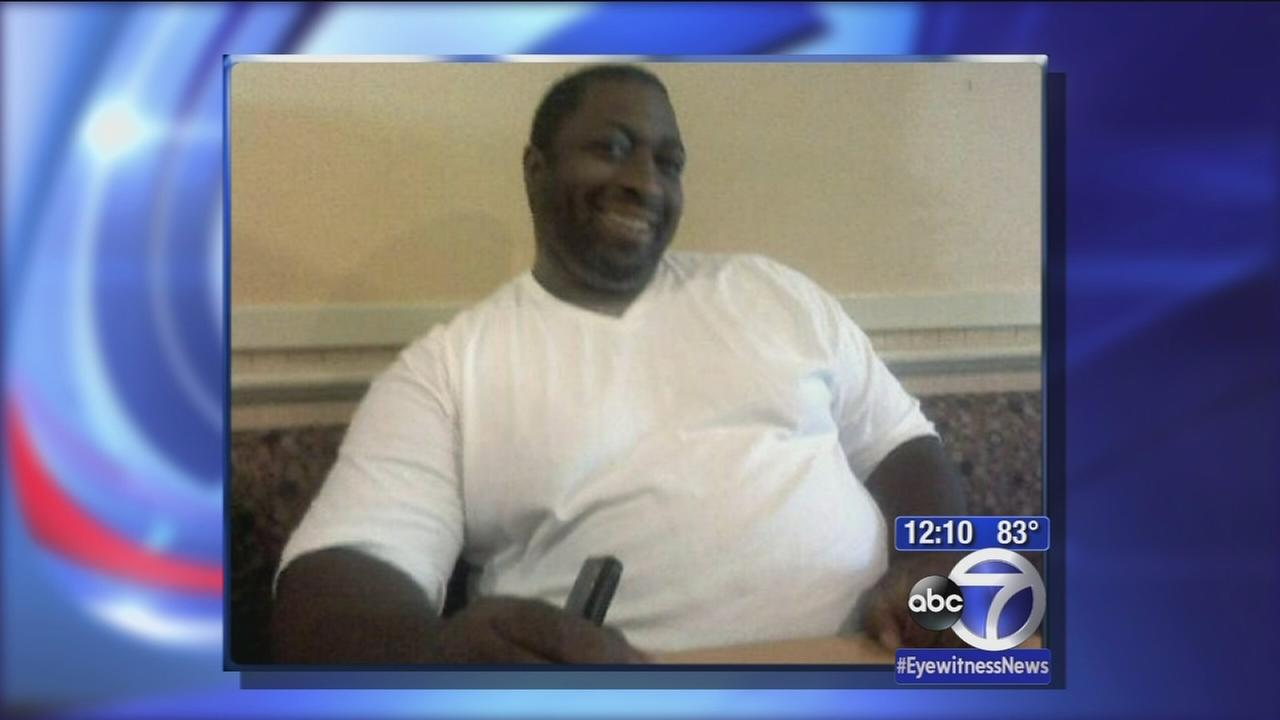 4 EMT's now suspended without pay for Eric Garner's death >