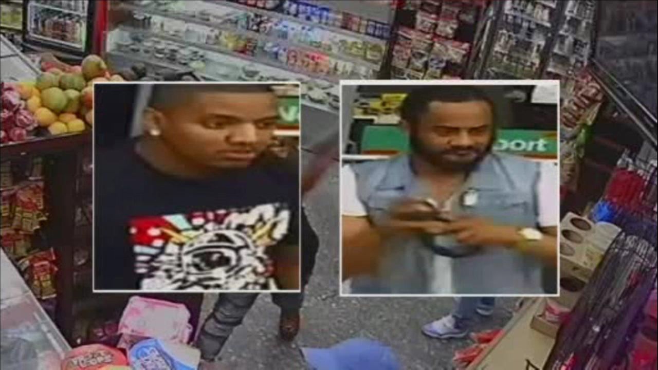 VIDEO: Angry customers pelt NYC clerk with avocados, bananas