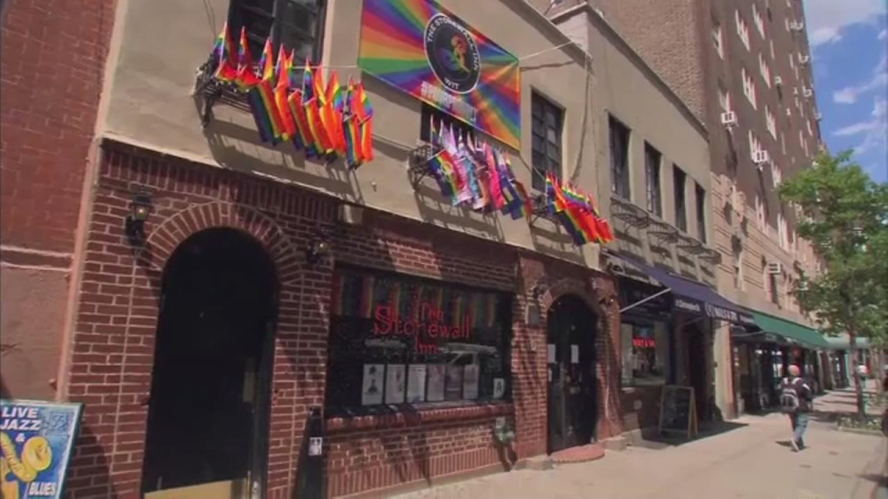 Historic LGBT Site: The Stonewall Inn