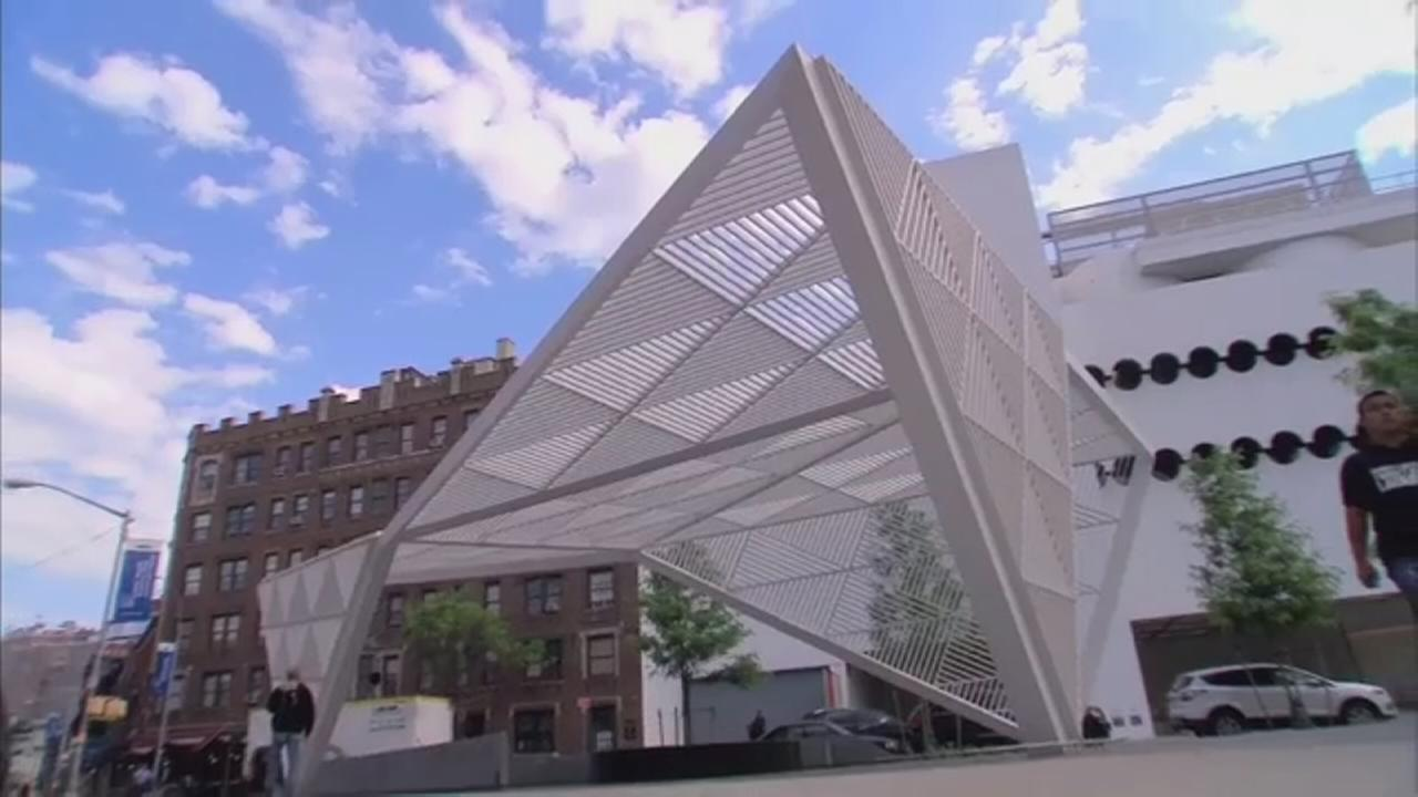 Historic LGBT Site: New York City Aids Memorial