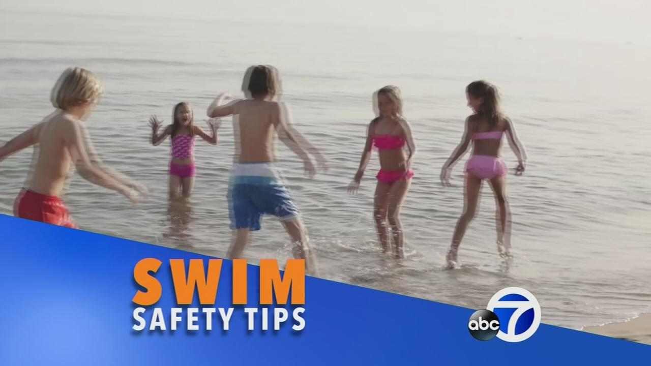 Swim Safety Tips