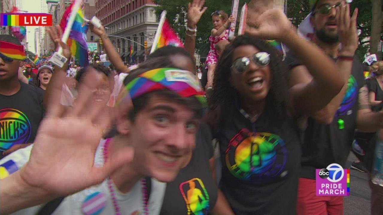 NYC Pride March Part 11