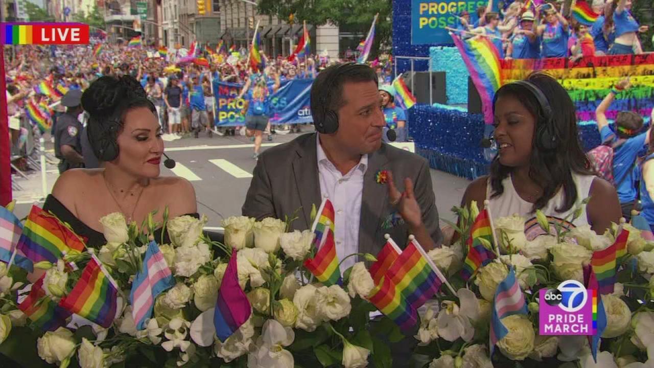 NYC Pride March Part 13
