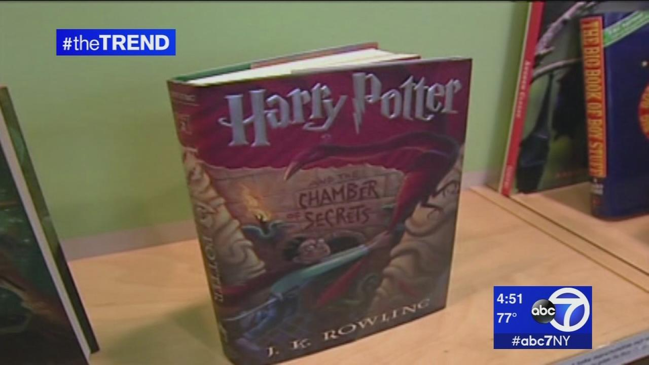 The Trend: 20th anniversary of first Harry Potter book