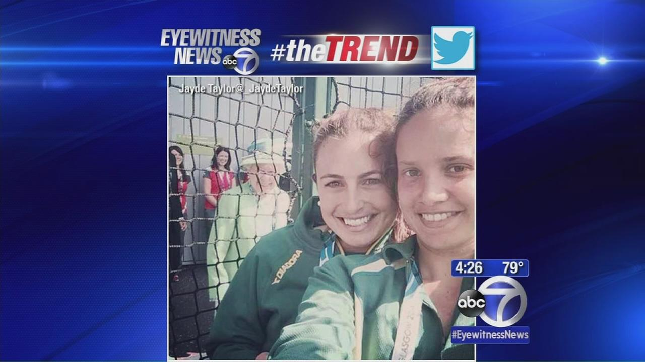 #theTREND: Britney Spears, Queen Elizabeth II, and more