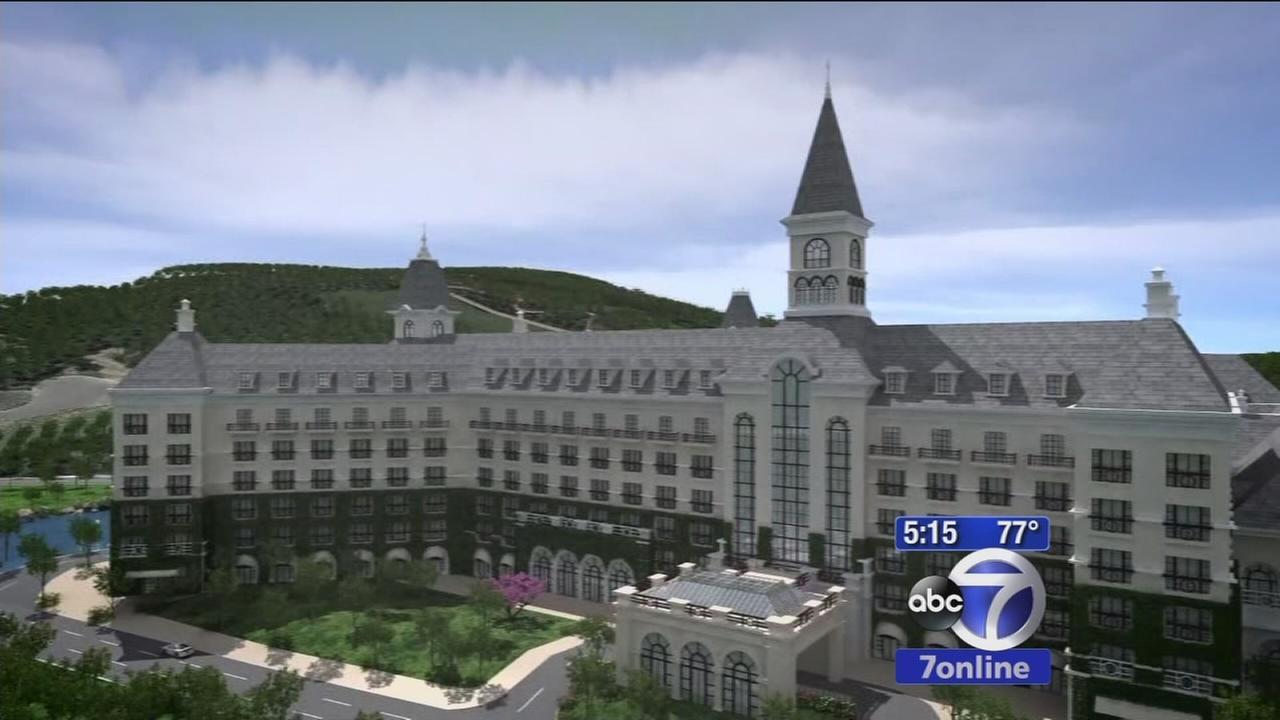Controversary over Tuxedo casino