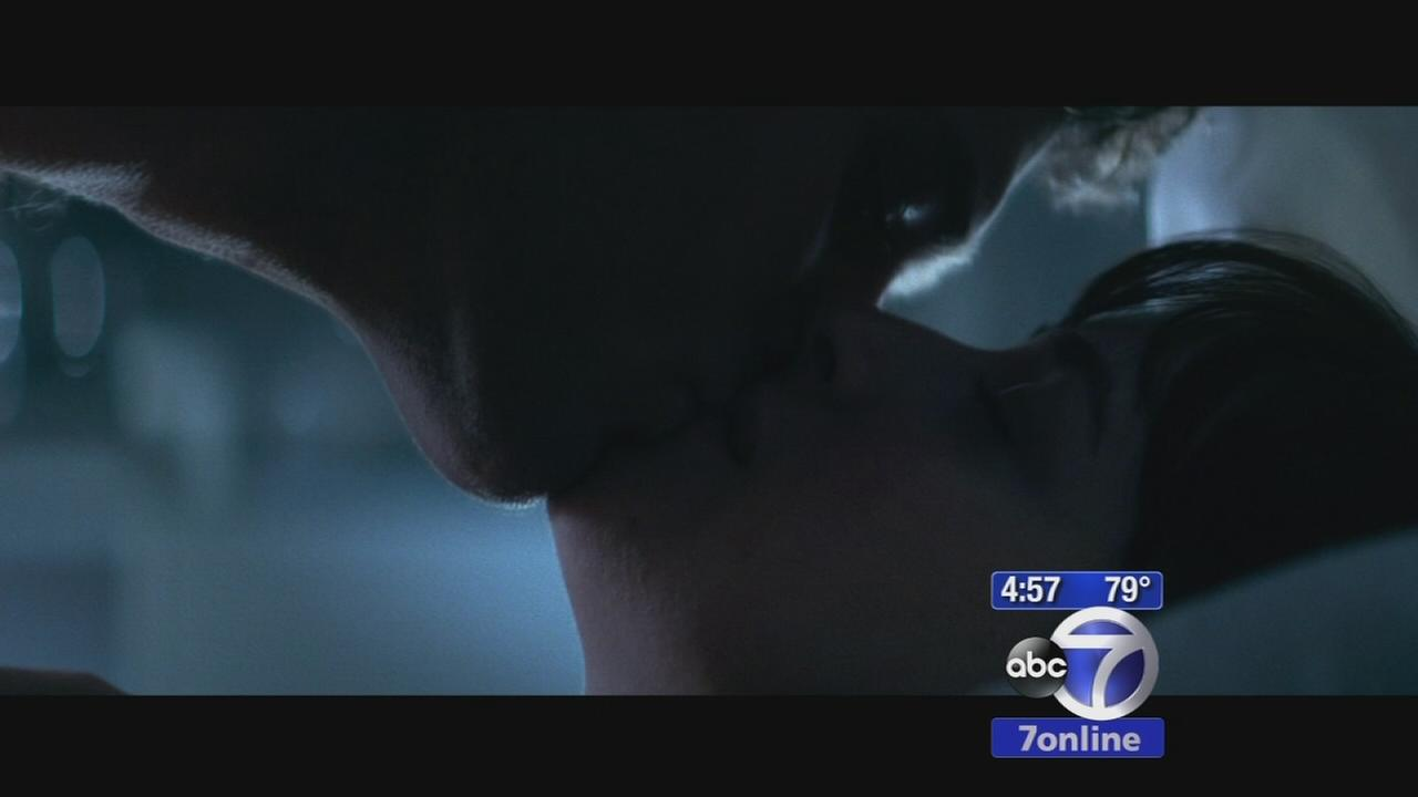 Sandy Kenyon: 50 Shades trailer released
