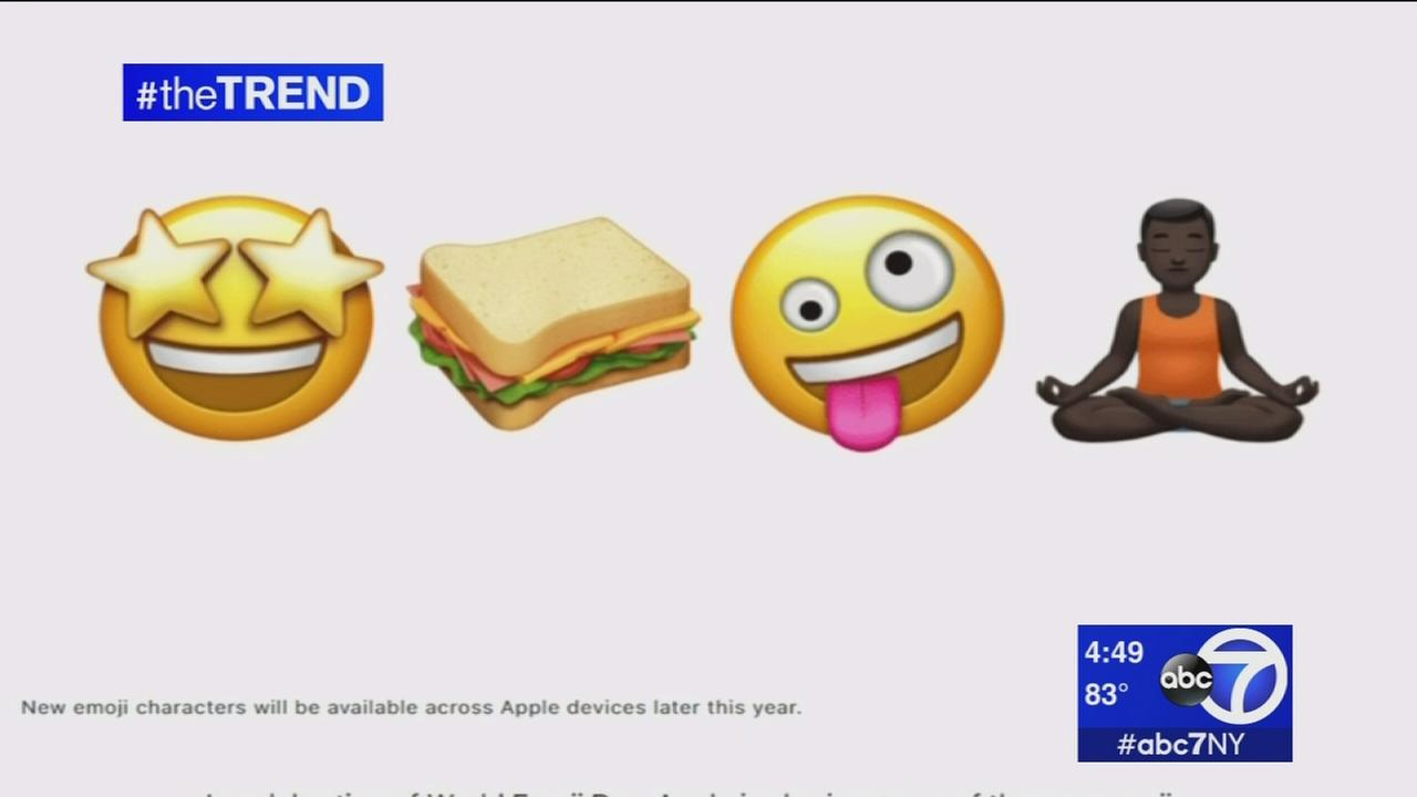 The Trend: World Emoji Day