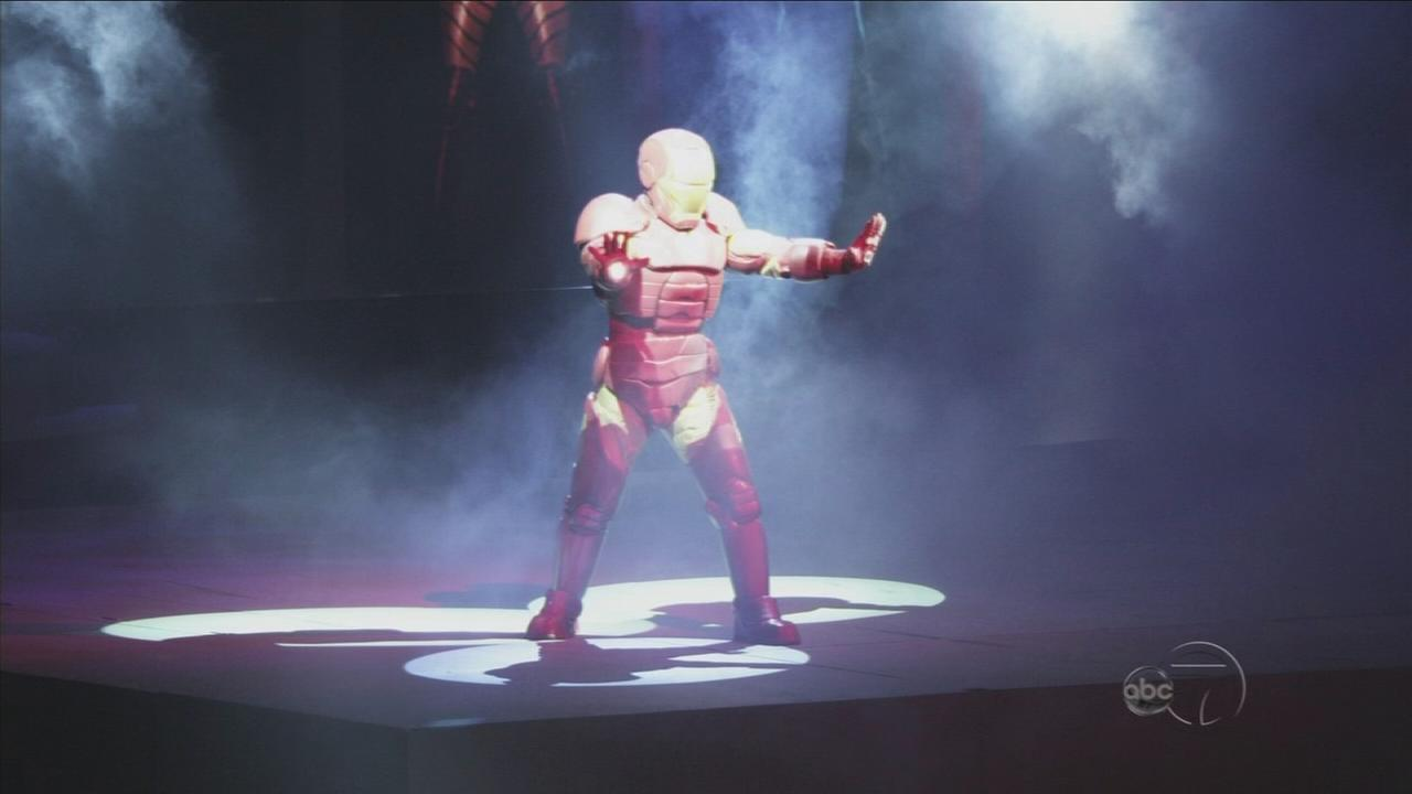 Marvel Universe Live! Backstage Pass: Part 4