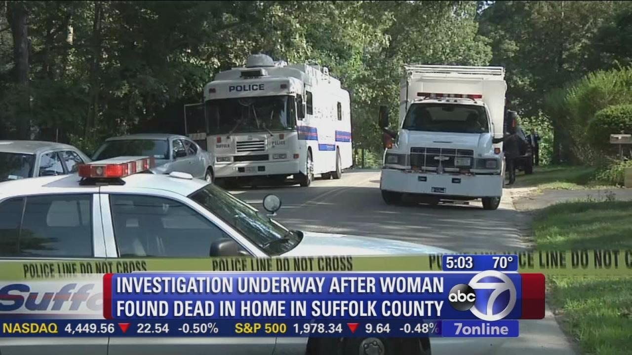 Police investigate murder of Long Island mom