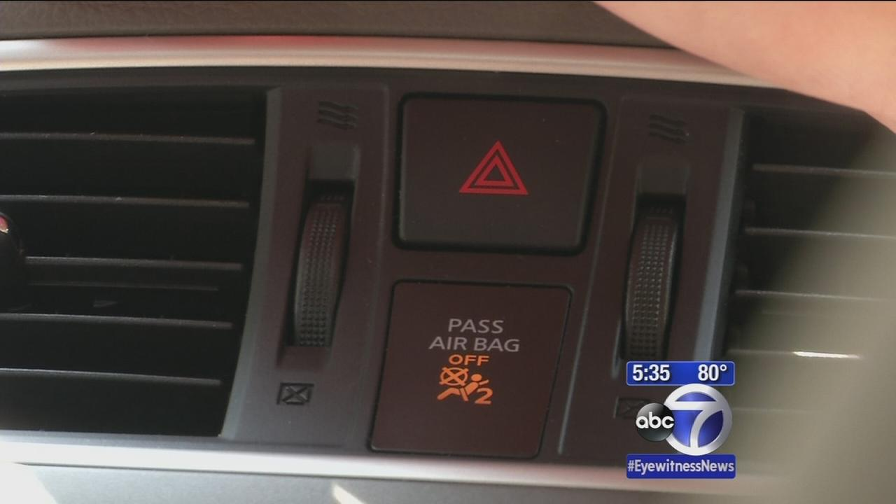 7 On Your Side: Faulty airbag