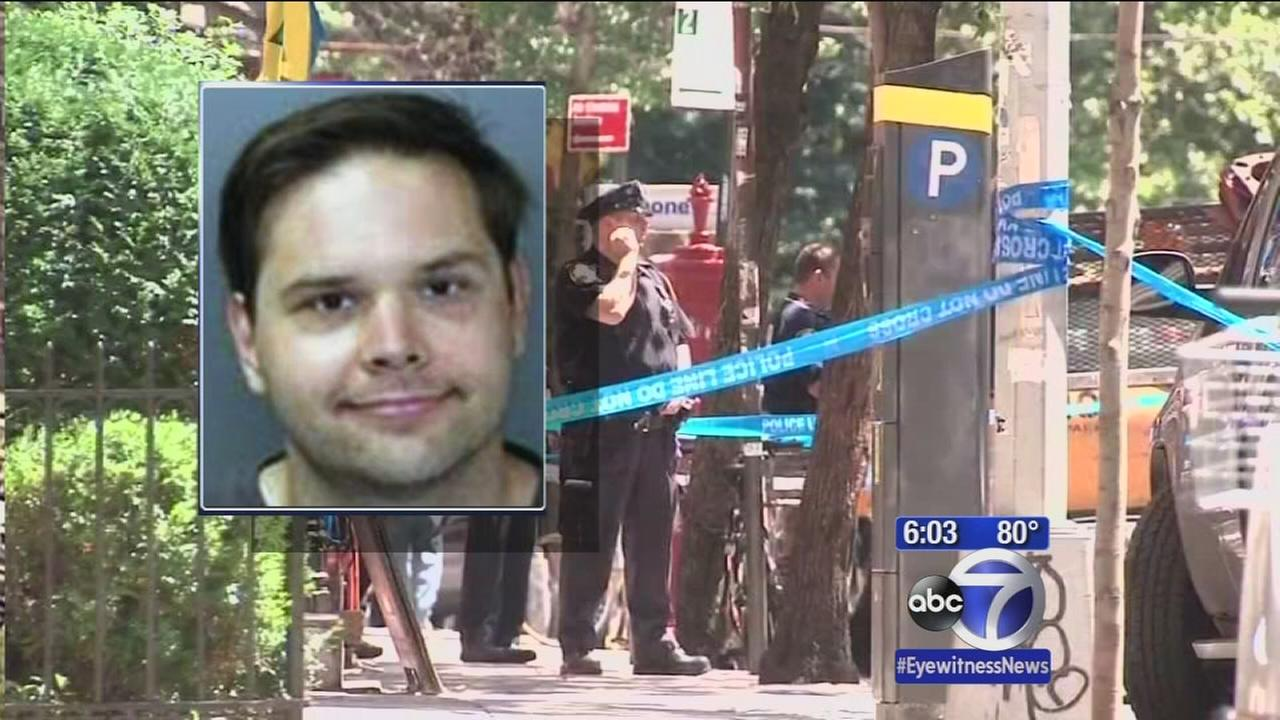 Details on the Greenwich Village shooting suspect