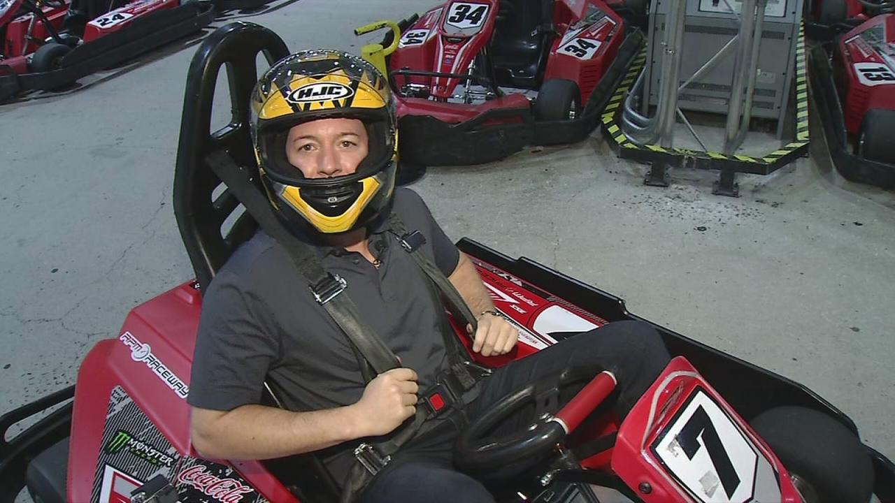 Field Trip: RPM Raceway in Jersey City