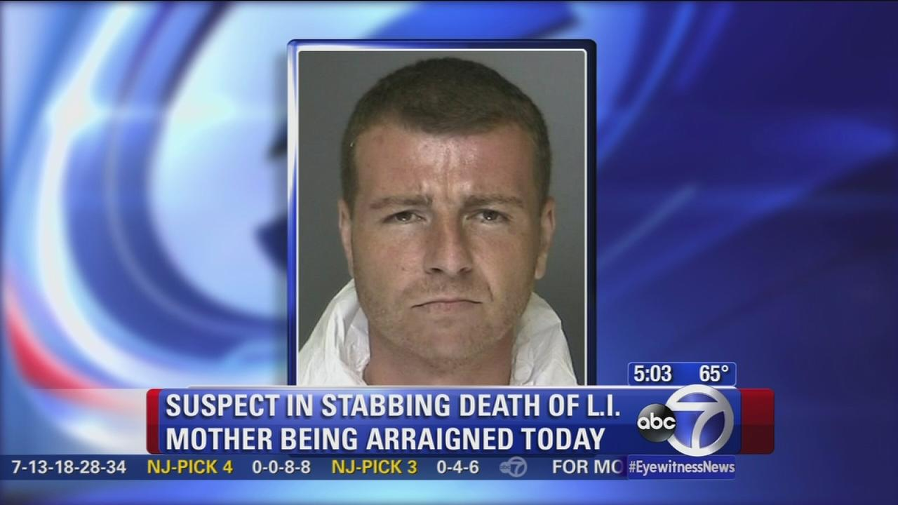 Suspect in killing of Long Island mom due in court