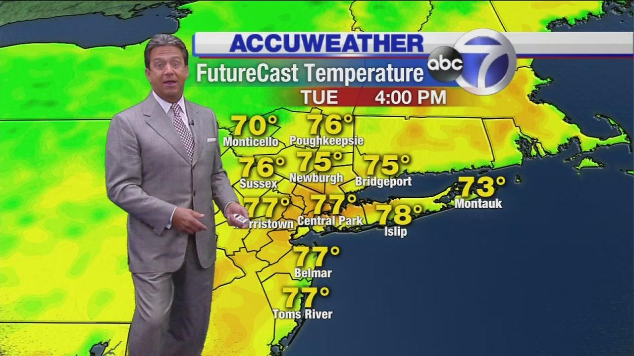 AccuWeather: Beautiful Tuesday