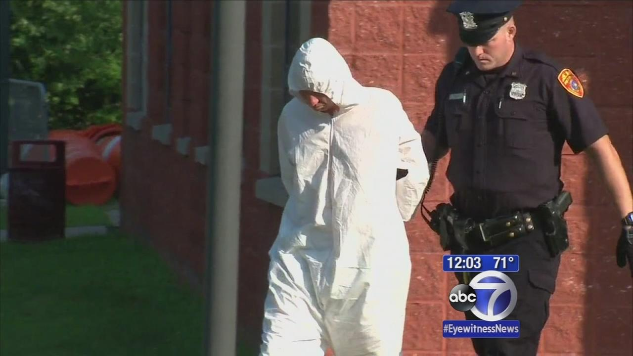 Man charged in fatal stabbing of a Farmingville mother