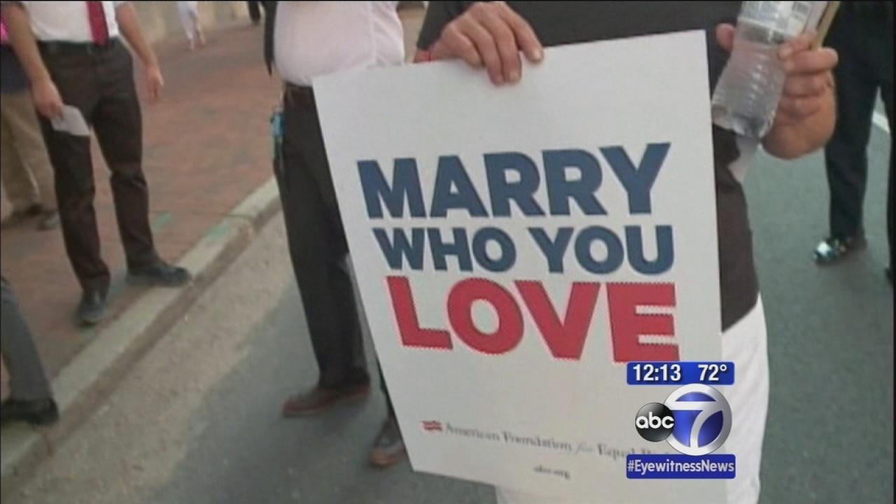 Appeals panel rejects Virgina gay marriage ban