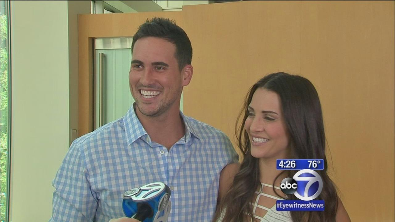 Bachelorette finds love in season finale
