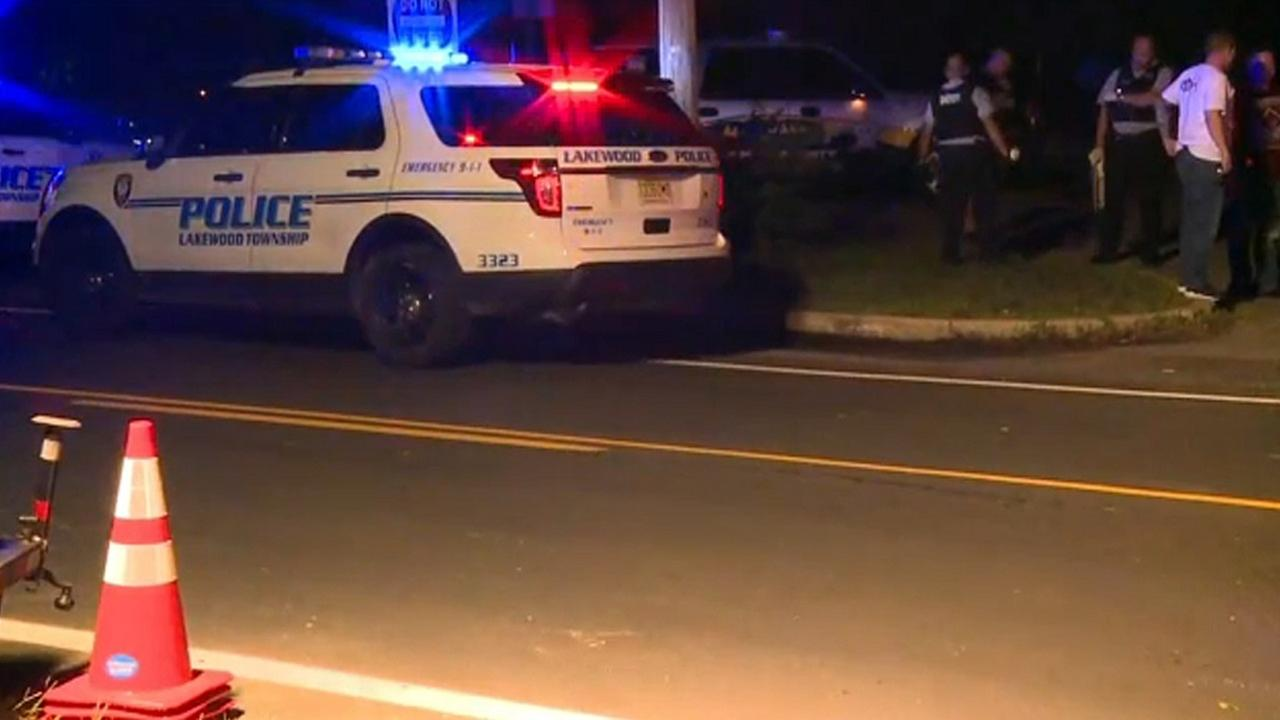 Police: 4 shot at sports complex in Lakewood, New Jersey
