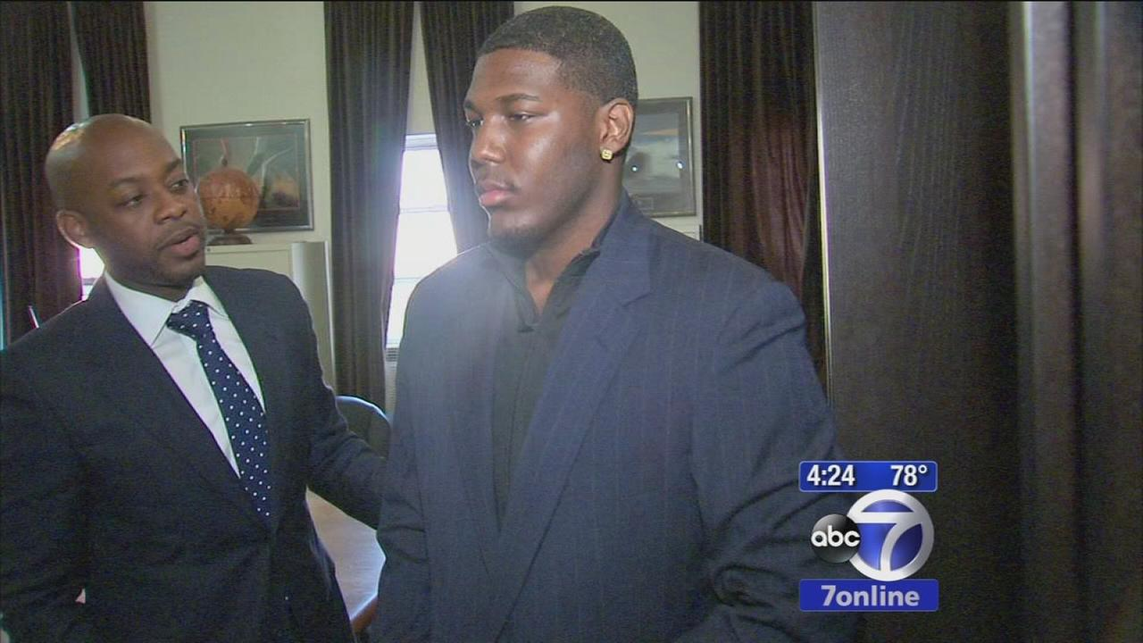 Brothers donate suits to troubled men