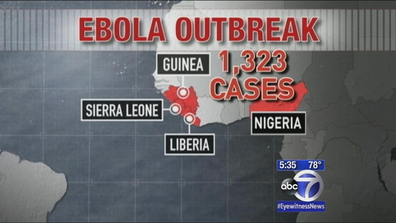Ebola outbreak prompts travel advisory