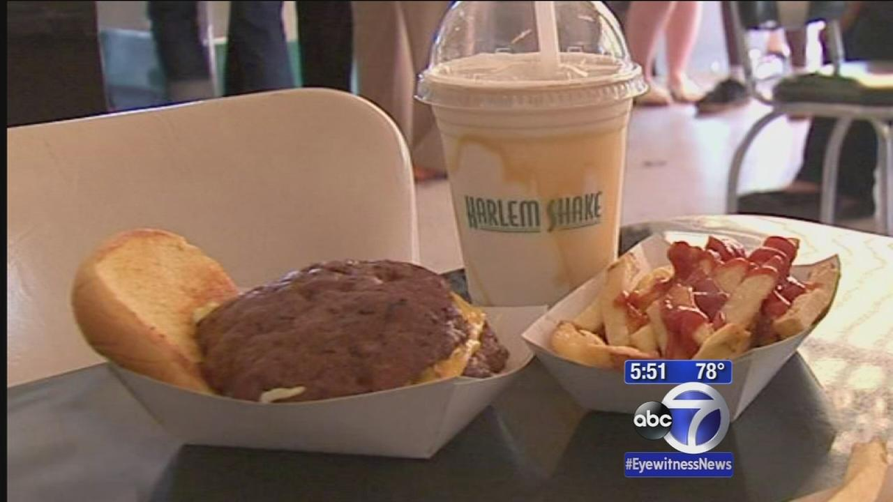 Miss Harlem Shake promises free burgers and charity money