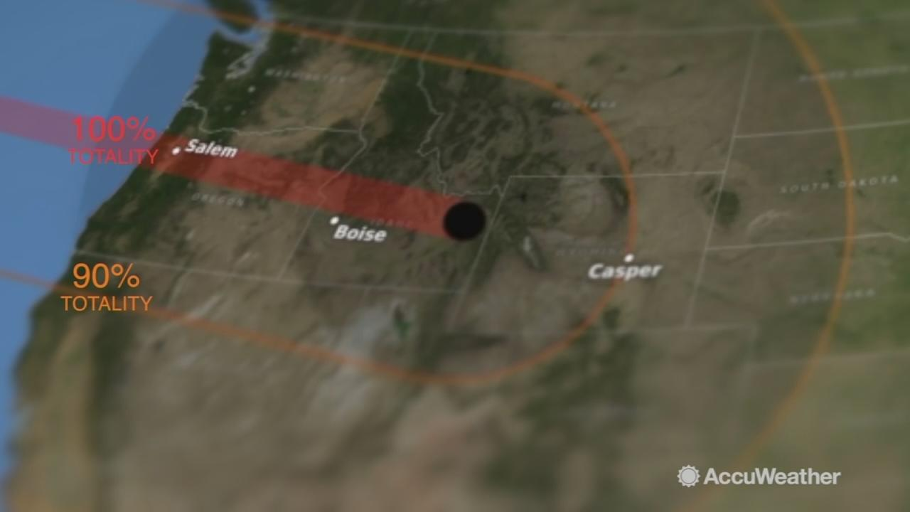 When and where can you see the eclipse in totality?