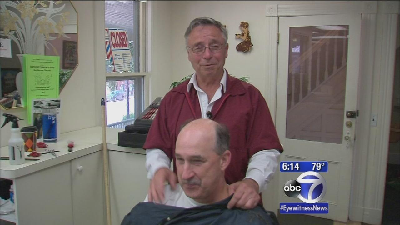 Northport barber retires after 52 years
