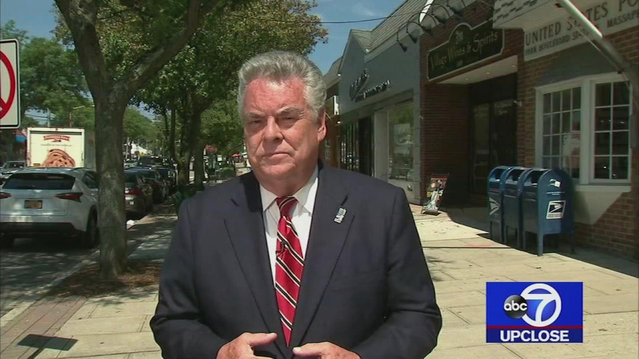 Up Close: Congressman Peter King