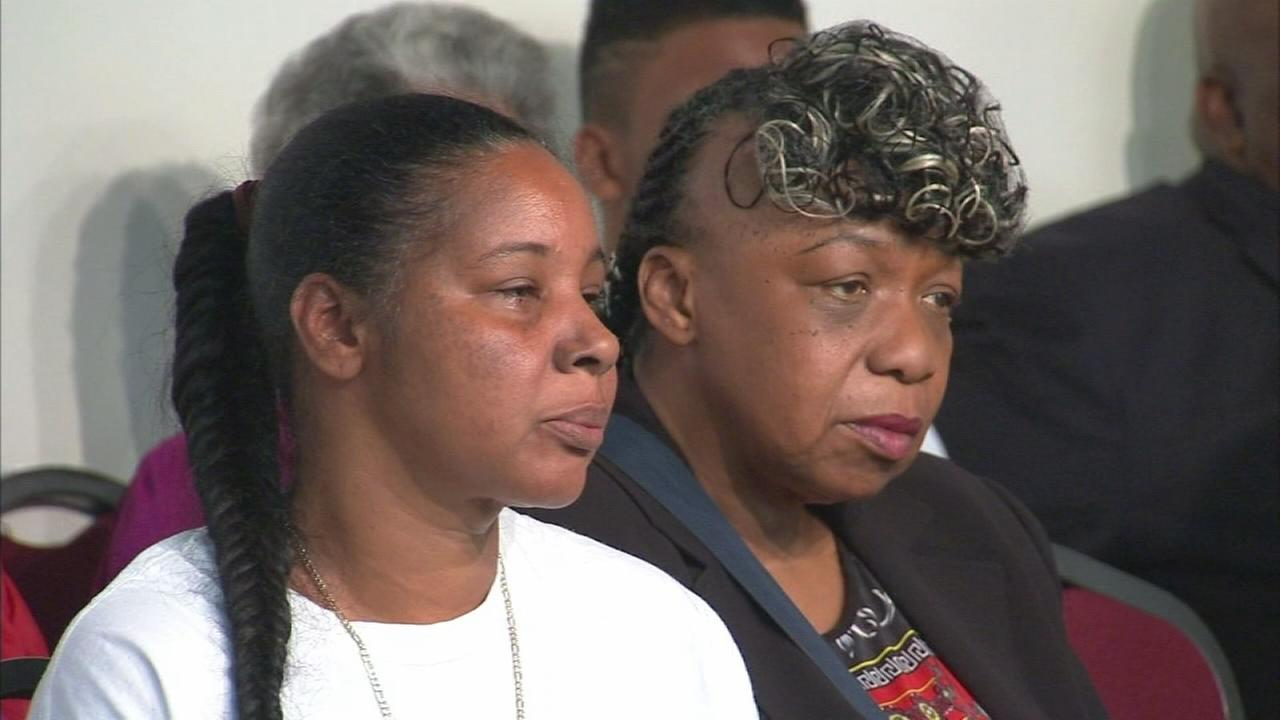 Eric Garners family speaks out for first time since death ruled homicide