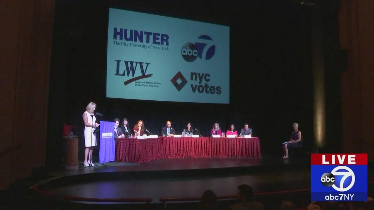 NYC Council District 4 Debate Part 1