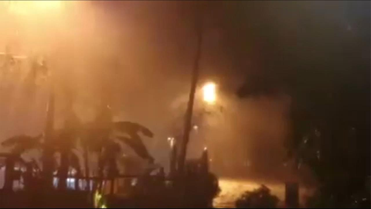hurricane irma disney world