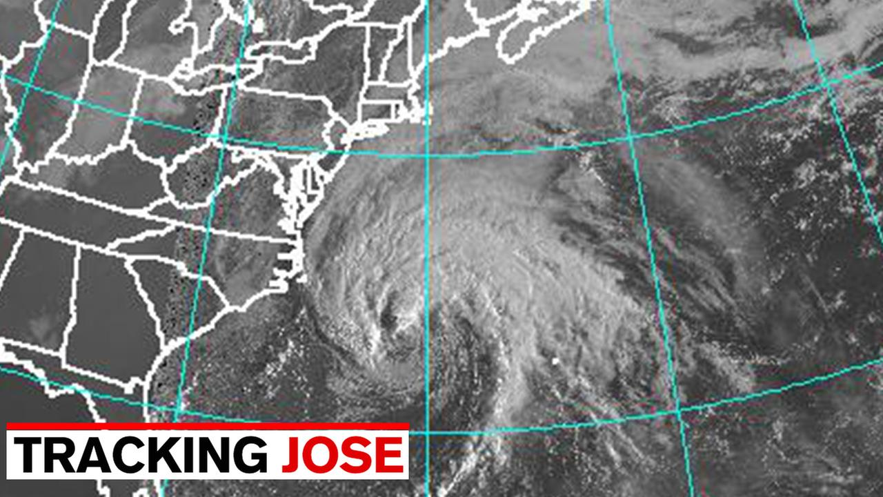 hurricane jose tracker