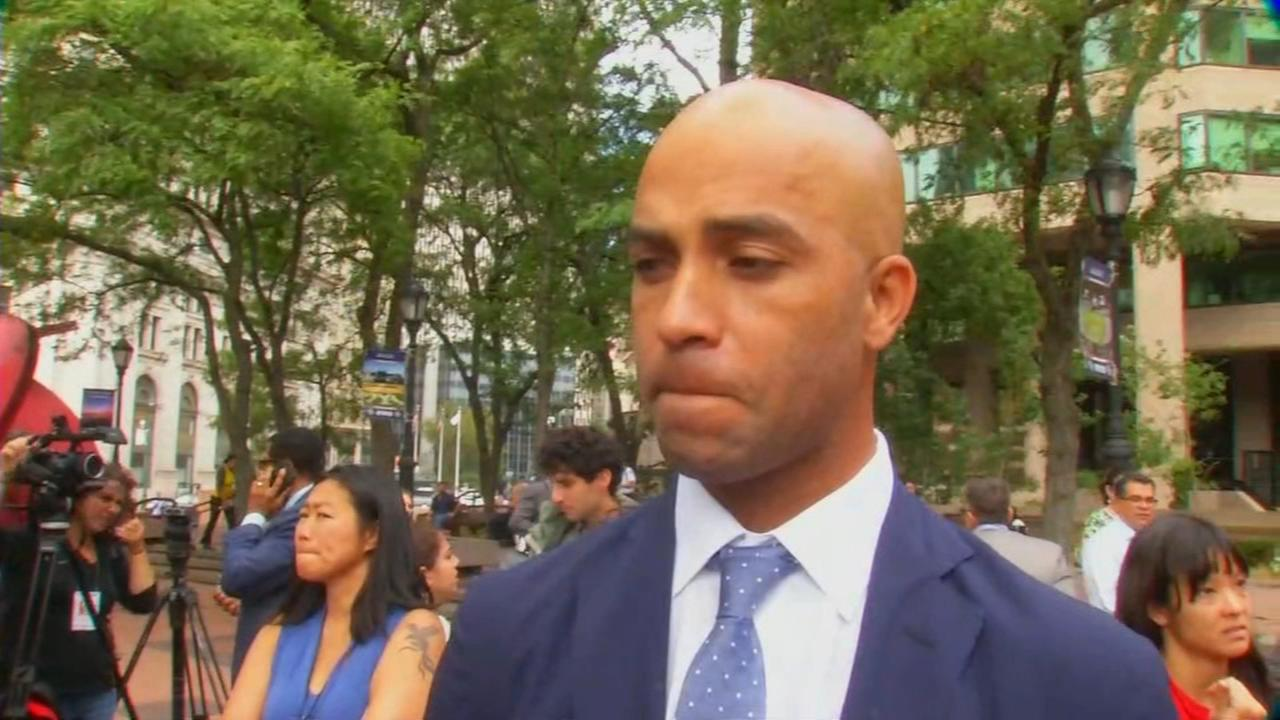 Former tennis star James Blake on mistaken arrest in NYC