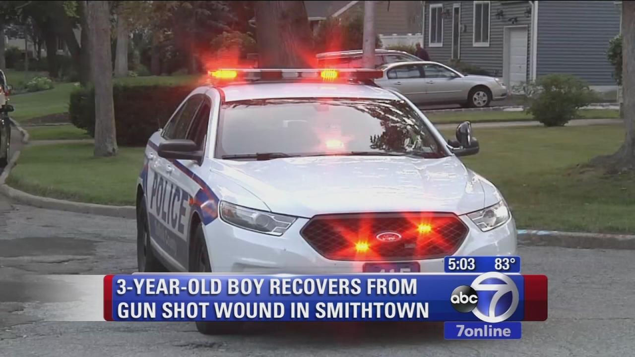 MTA officer shoots son