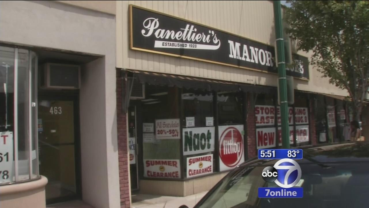 Store open since 1928 closing its doors for good