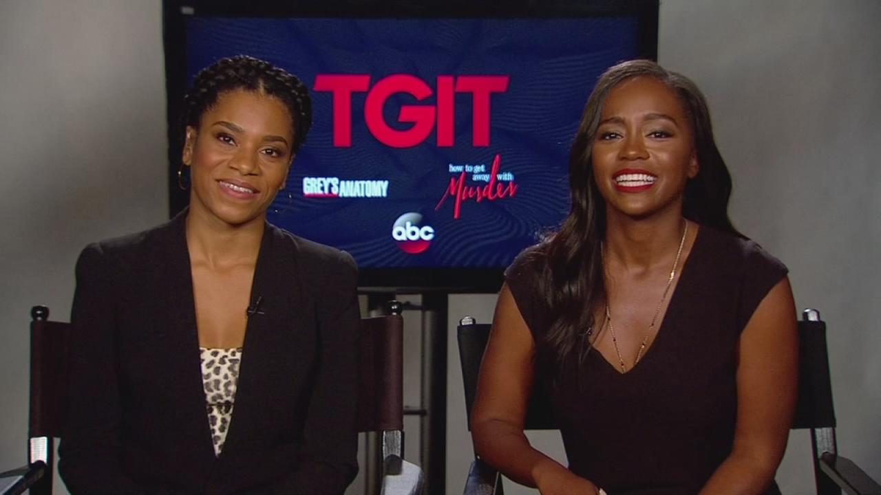 Greys, HTGAWM stars talk about TGITs big return