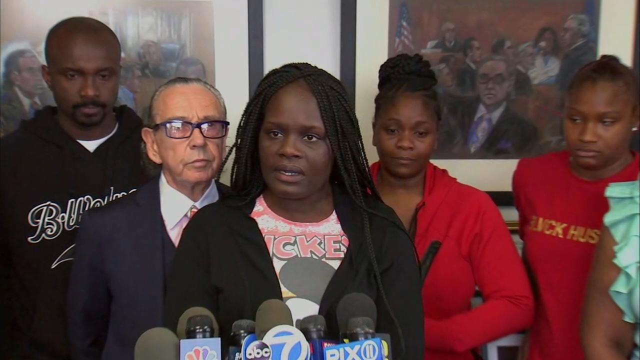 Mom of Bronx school stabbing victim speaks out