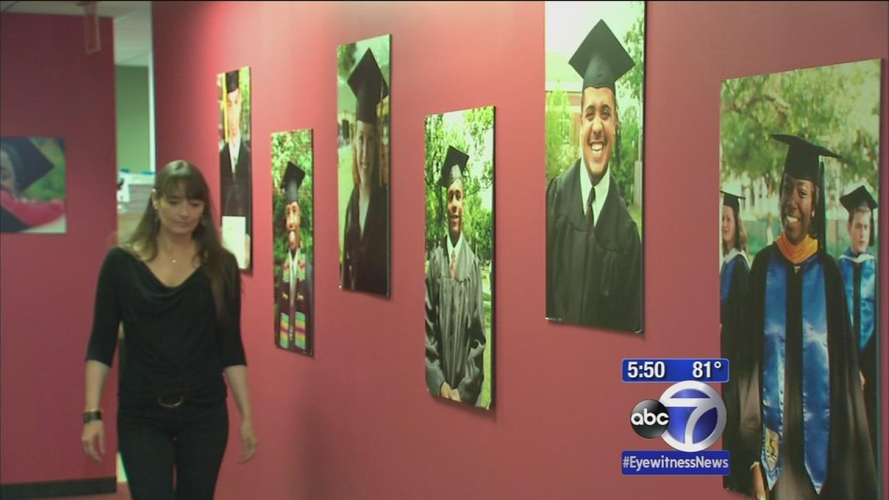 Posse Foundation helps students and graduates