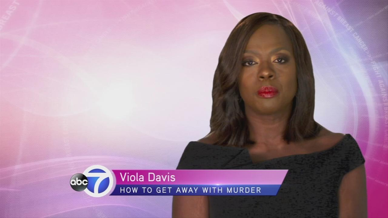 Making Strides 2017: Viola Davis