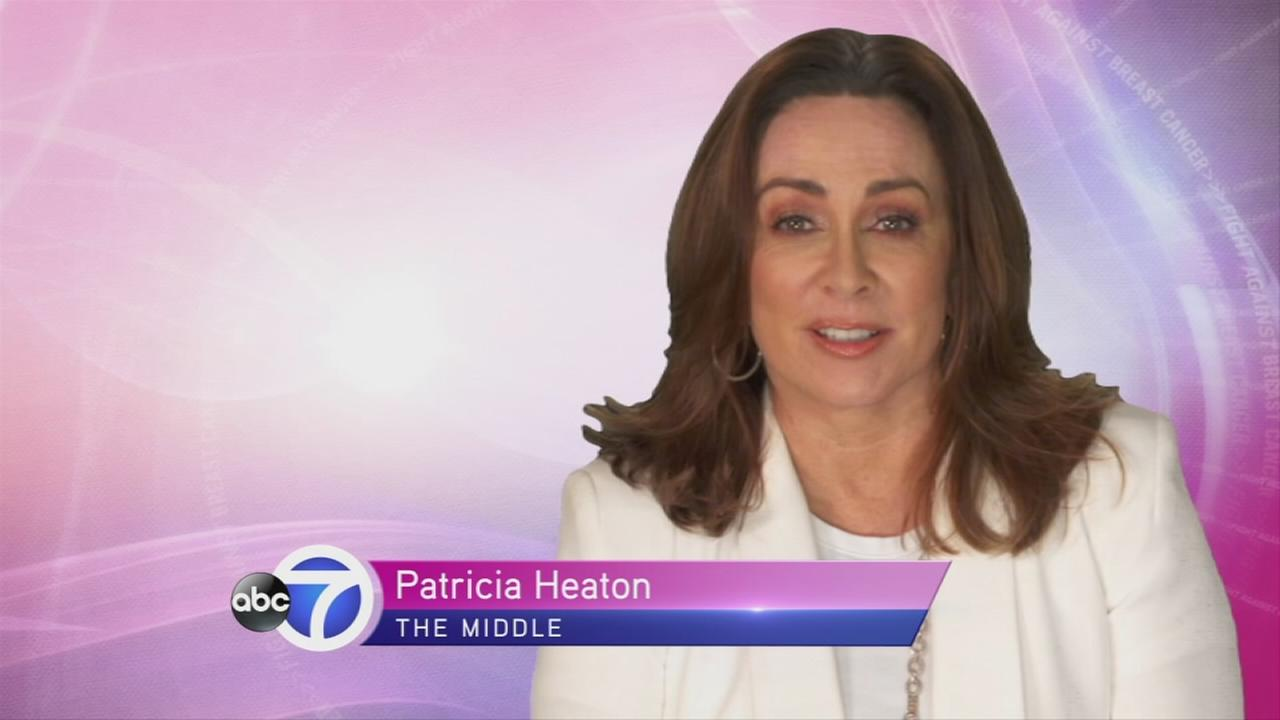 Making Strides 2017: Patricia Heaton