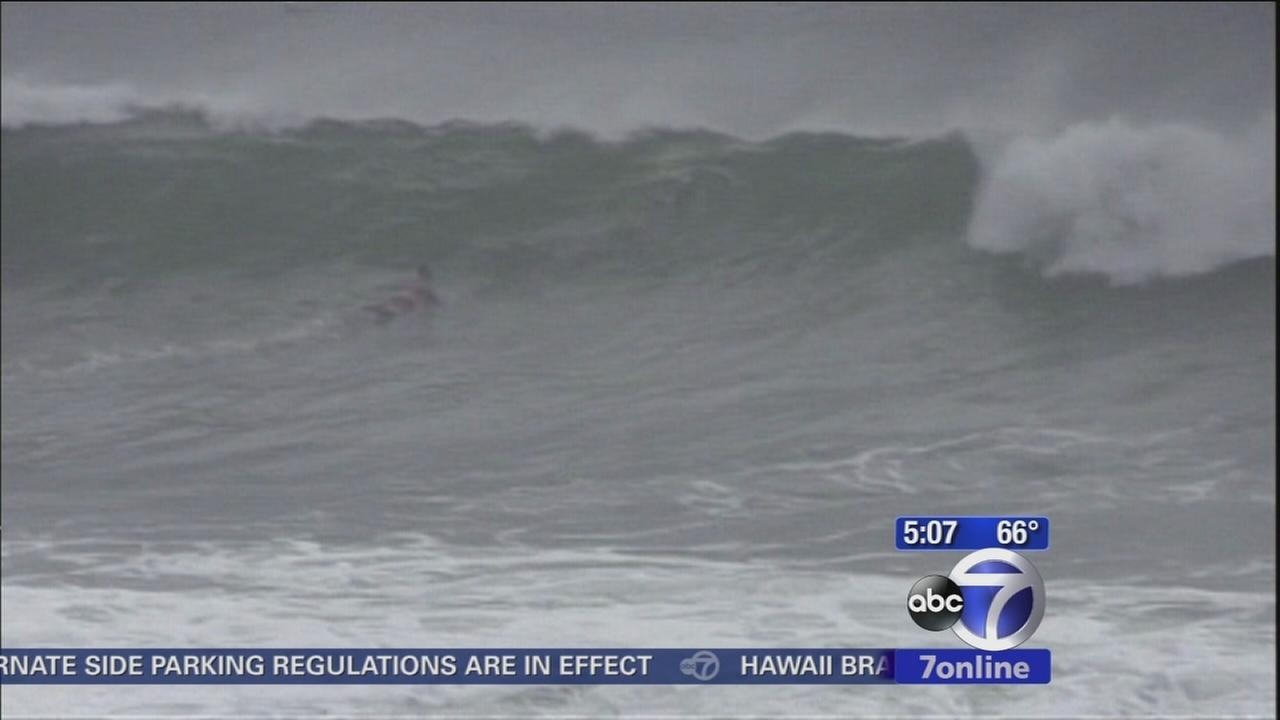 Iselle downgraded, but Hawii still faces double hit