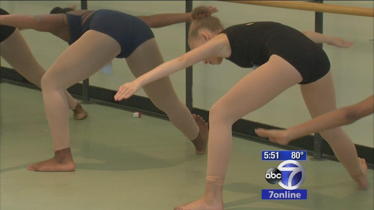 Program teaches kids how to boost confidence, ease pressure before auditions