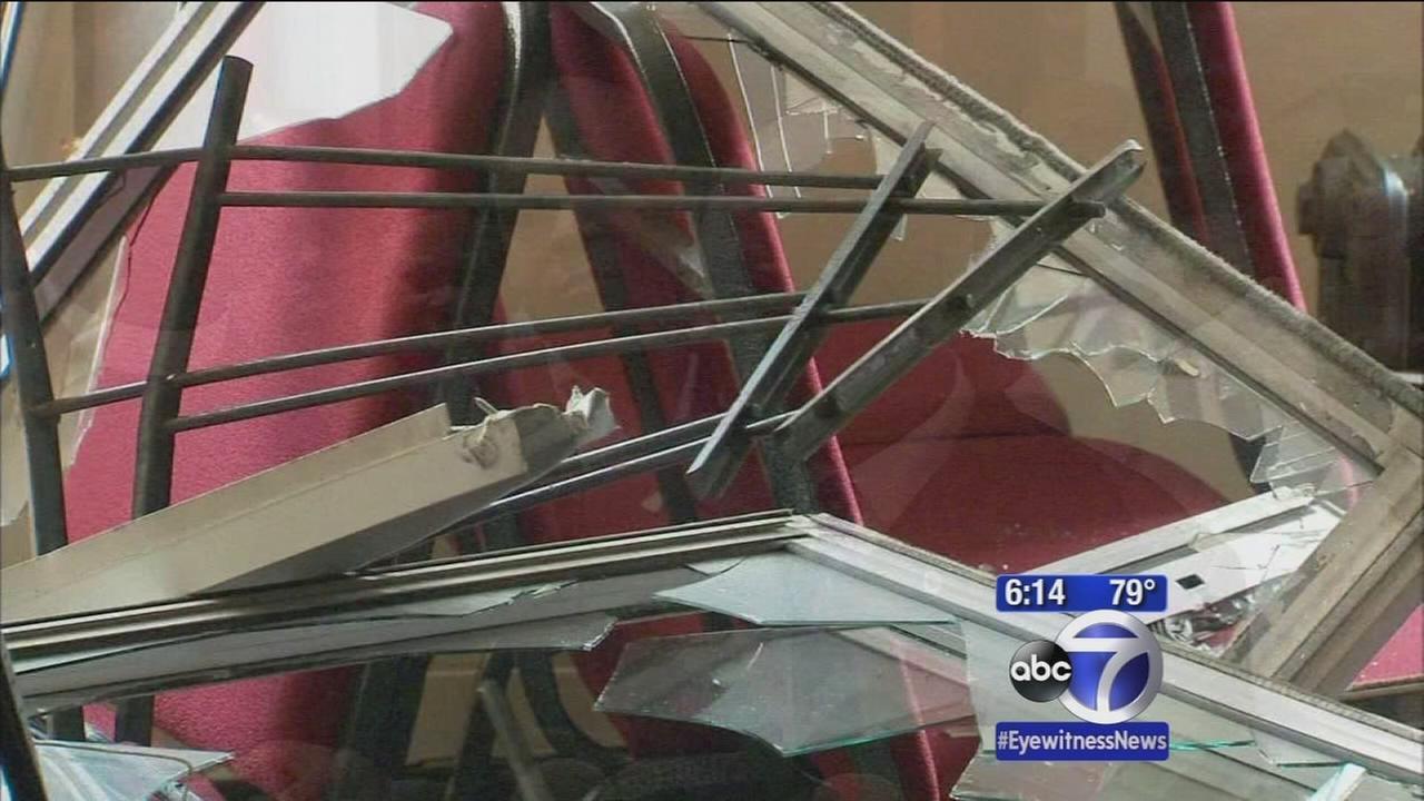 Brooklyn church suffers heavy damage after suspicious fire