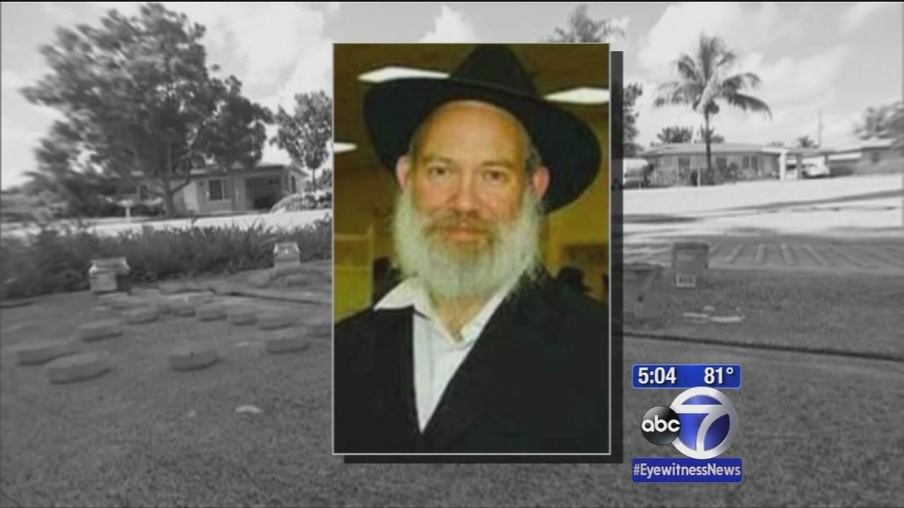Funeral held for murdered Brooklyn Rabbi