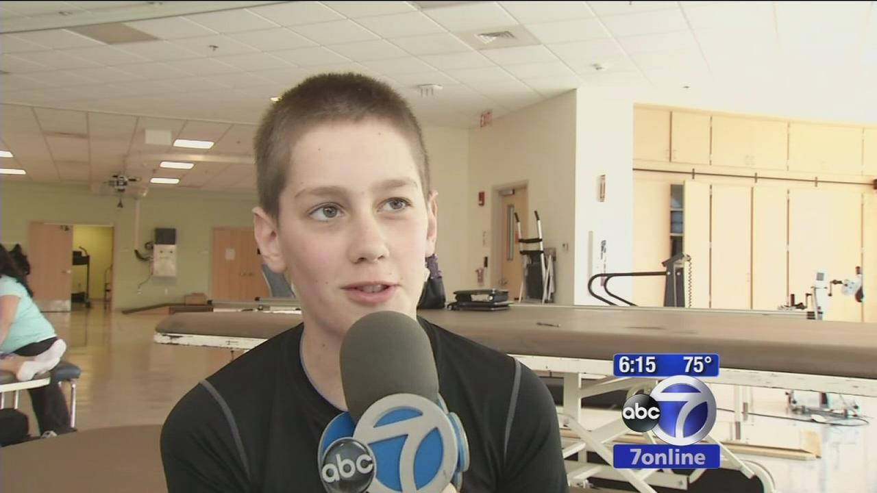New Jersey boy recovering from MRSA