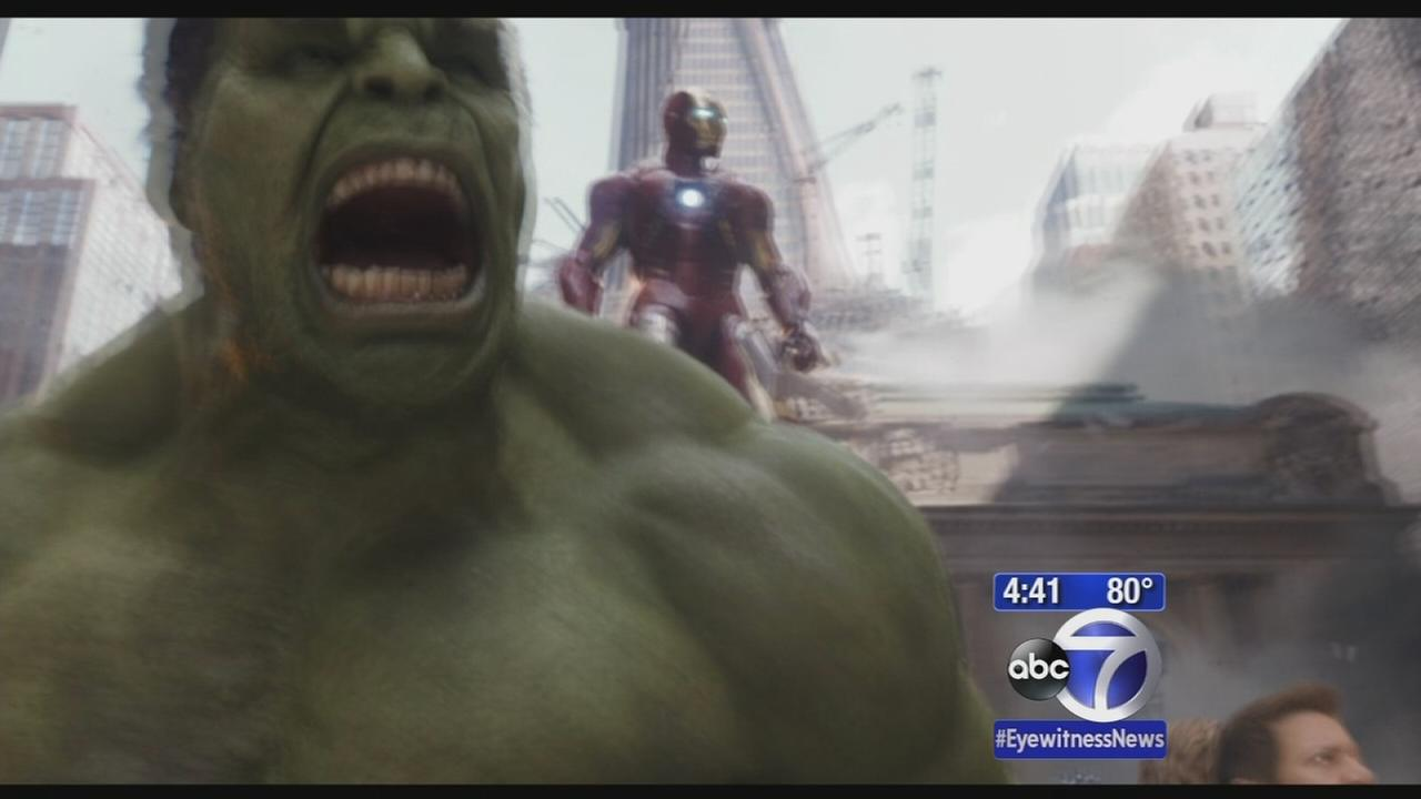 Marvel show comes to NY area