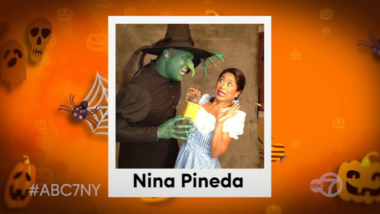 The Eyewitness News team gets into the Halloween spirit