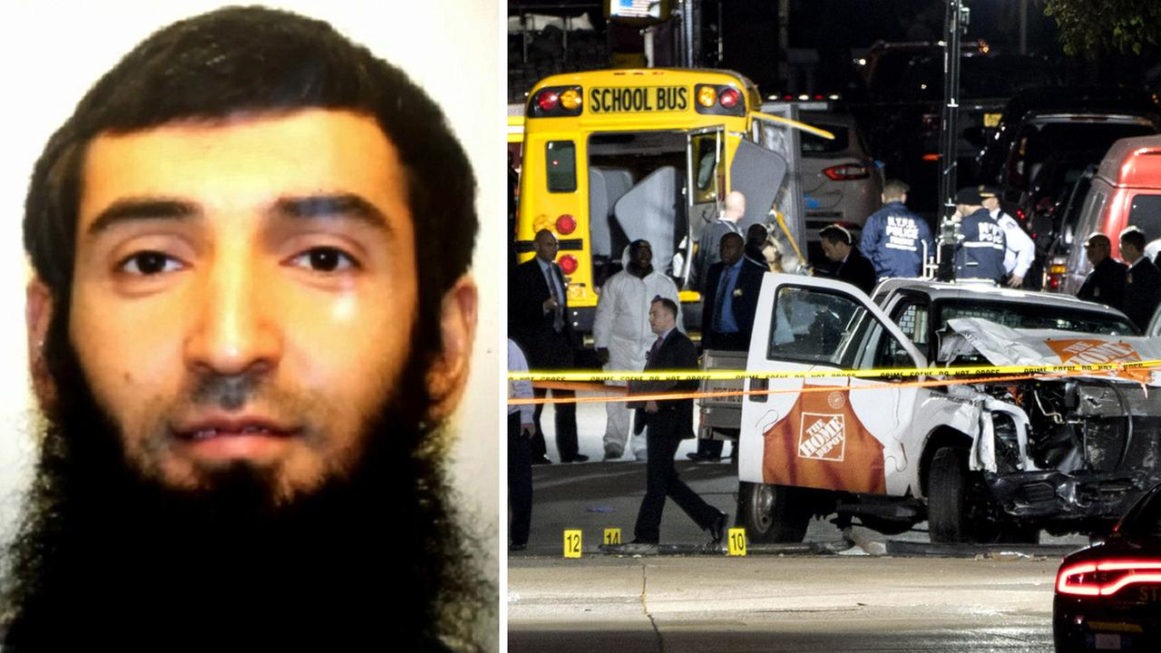 NYC terror suspect planned bigger attack involving Brooklyn Bridge, asked for ISIS flag at hospital