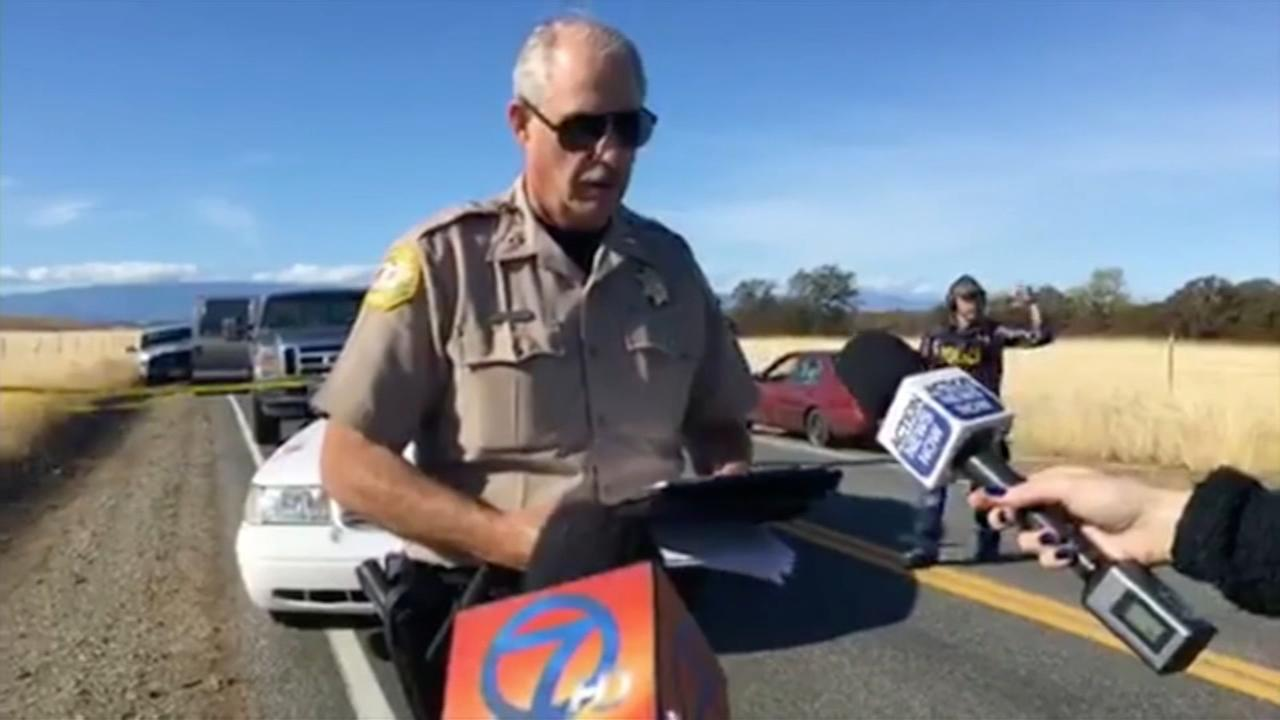 Raw video: Police give update on deadly northern California shootings